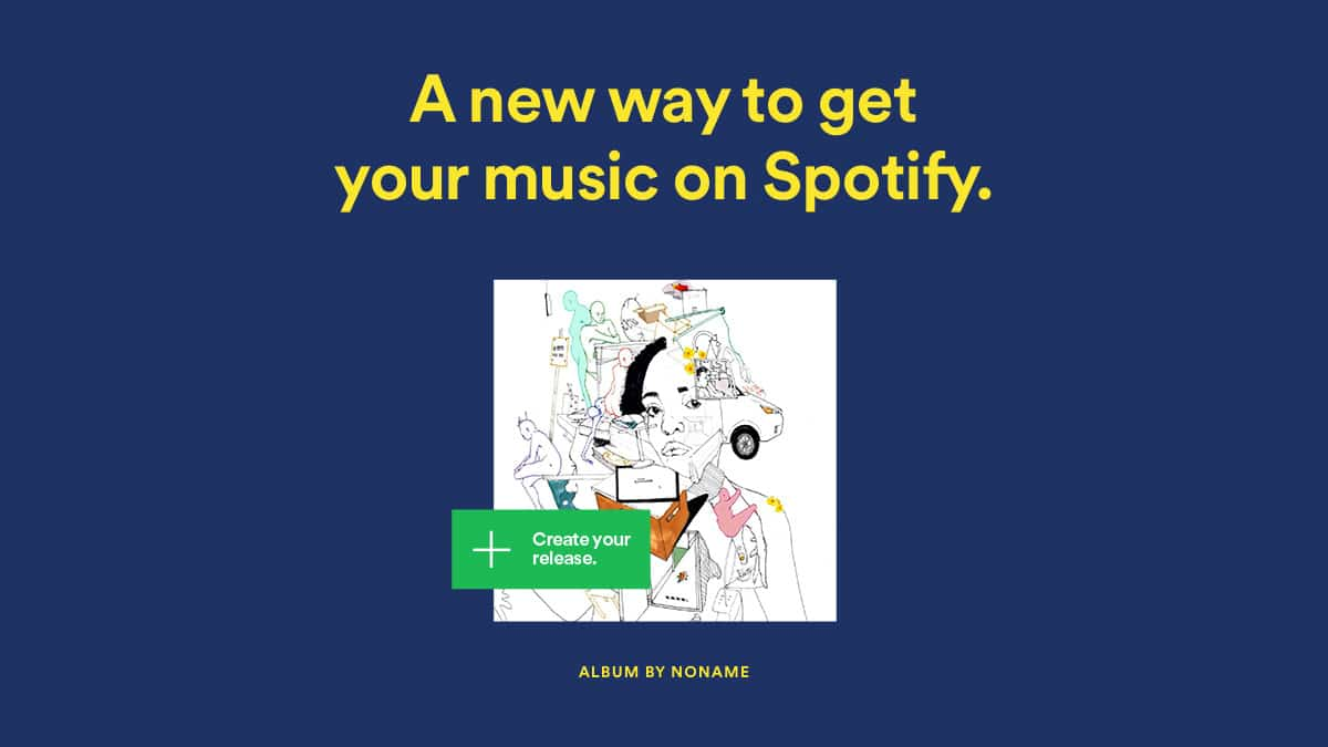 Spotify Lets Independent Artists Upload Music Directly!